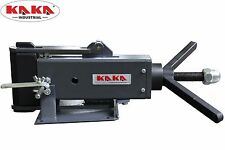 KAKA Industrial 4-In Hand Operated Steel Bending Brake, Sheet Metal Form Bender