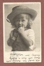 Miss Bessie Betts,   17 Ennerdale Road    Kew Gardens   London   1904      AH310