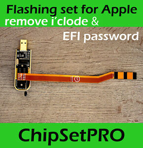 SPI SAM EFI ROM Debug Connector FLASH Service tool J6100 Icloud Apple Macbook Pr
