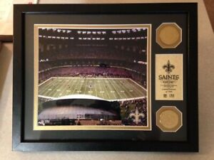 2010 Highland Mint /5000 New Orleans Saints Limited Edition