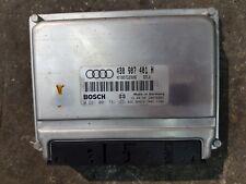 CENTRALINA INIEZIONE AUDI A6 (4B) (97-01) 2.5 V6 TDI 4B0907401H 0281001781