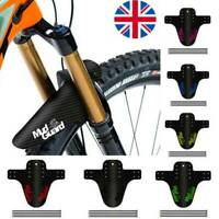 MTB Mudguard Guard Set Mountain Bike Bicycle  Front Rear Tyre Mud Guard`