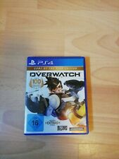 Overwatch - Game of the Year Edition (Sony PlayStation 4, 2016, DVD-Box)