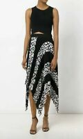 Proenza schouler Pleat Midi Skirt Rrp$1200 Designer 8-10 US 4-6