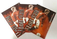 Futera DAVID BECKHAM - 1997 Red Hot Insert Cards SILVER Manchester United x3