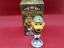 Wisconsin Timber Rattlers Military Fang Booblehead 2019 Number 7