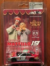 2002 Dodge Intrepid R/T Jeremy Mayfield  #19 Muppet Show  1/64 Action NIB