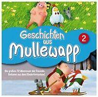 Geschichten aus Mullewapp 2: Tonspur der TV-Serie, Folge...   Buch   Zustand gut