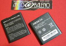 Batteria 1400Mah ORIGINALE per HUAWEI SONIC U8650 By Vodafone LITIO Nuova HB5K1H
