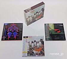CRESSIDA / JAPAN Mini LP SHM-CD x 3 titles + PROMO BOX Set!!
