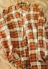 Preswick and Moore Men's Plaid Long Sleeve Shirt