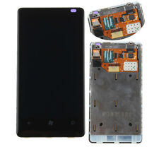 for Nokia LUMIA 800 Full LCD Display Touch Screen Digitizer Assembly Frame Bezel