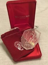 1994 Waterford Crystal Twelve Days Christmas Ornament Pipers Piping