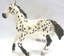 V7) PAPO (51539) Appaloosa Stute Figurine Cheval étalon Figurine animal