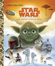 Star Wars: The Empire Strikes Back (Star Wars) (Little Golden Book) by Smith, Ge