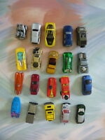 Hot Wheels Matchbox Maisto + Mixed lot of 20 cars Various colors and Styles K7
