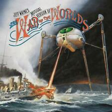 JEFF WAYNE - THE WAR OF THE WORLDS - New 2CD Album