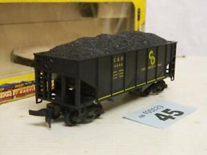 Vintage Revell HO C&O Hopper Wagon T-4040-198