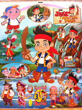 Jake and the neverland pirates Wall Sticker Nursery Enfants Chambre Decal