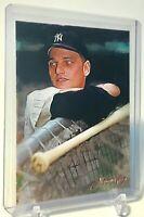 Roger Maris #20 Custom Designed, Custom Made #13 of 50 Art Baseball Card Yankees