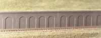 Ratio 537 Retaining Walls (350mm long) OO Gauge