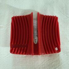 Normark Red Knife Sharpener Ceramic Sharpening Blades