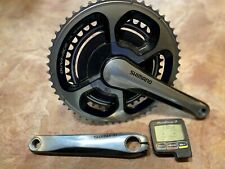 Dura Ace SRM Power Meter 170mm, 11-speed 53x39