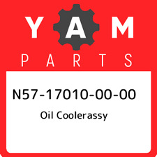 N57-17010-00-00 Yamaha Oil coolerassy N57170100000, New Genuine OEM Part