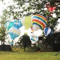 Hot Air Balloon Paper Lantern Xmas Birthday Party Wedding Decor 12'' Colorful