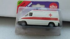 Siku Germany ref 0805 mercedes sprinter ambulance new in blister