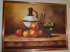 Photo Realism, Original Still Life oil painting by Dar Lyons.