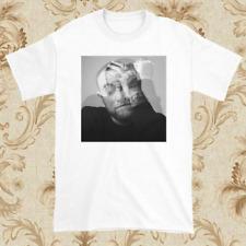 Vintage Mac Miller White Men Women New Short Sleeve T-Shirt Size S-4XL KL382