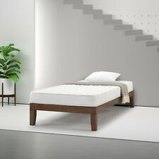 """6"""" Inch Innerspring Mattress Full Size Bed Extra Firm Quilted Tight Top NEW"""