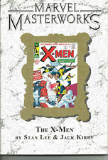 Marvel Masterworks X-MEN Vol 3 TPB DM Variant Stan Lee Kirby Vol 1 NEW LimitedEd