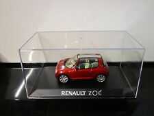 RENAULT ZOE - ESC.-1/43 - CONCEPT CARS COLLECTION - ALTAYA