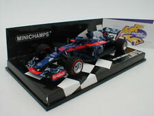 "Minichamps 417180028 - Red Bull Toro Rosso Showcar 2018 "" B. Hartley "" 1:43 NEU"