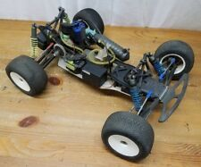 Team Losi XXX-NT RC Stadium Truck Nitro Gas Very Fast Rolling Chassis Graphite