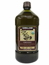 Kirkland Signature Organic Extra Virgin Olive Oil 2L (2 QT 3.6 fl oz) from Italy