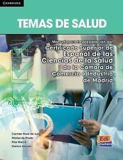 Temas de salud (Espanol Fines Especificos Spanish Specific Purposes) (Spanish Ed