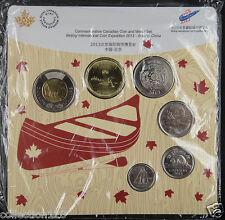 Commemorative Canada Coin & Medal, Beijing International Coin Expo.2013