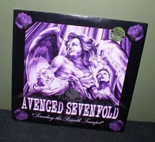 "Avenged Sevenfold ""Sounding the Seventh Trumpet"" 2x LP OOP Atreyu"