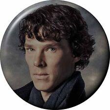 Benedict Cumberbatch Sherlock Holmes BBC Pocket Mirror 58mm NEW HandCrafted
