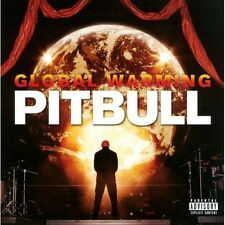 PITBULL - GLOBAL WARNING -  CD NUOVO
