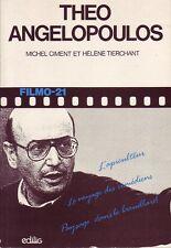 THEO ANGELOPOULOS - MICHEL CIMEBT & HÉLÈNE TIERCHANT EDILIG COLL. FILMO-21 1989