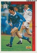N°240 NIKOLAOS MACHLAS - GREECE  TRADING CARDS UPPER DECK WORLD CUP USA 1994
