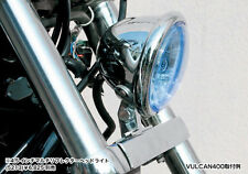 YAMAHA VIRAGO 250 BOTTOM MOUNT HEAD LIGHT BRACKET ADAPTER CHOPPER BOBBER