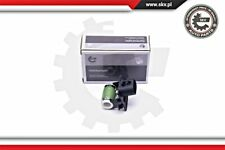 Interior Blower Resistor For FIAT OPEL ABARTH 500 C Bravo II Corsa D 58702358