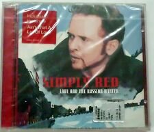 RED SIMPLY LOVE AND THE RUSSIAN WINTER CD SEALED