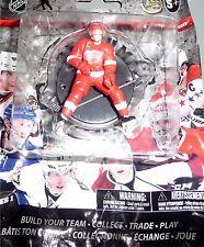 "HENRIK ZETTERBERG Detroit Red Wings 2.5"" Series 1 NHL Imports Dragon Toy LOOSE"