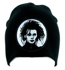 Edward Scissorhands Beanie Alternative Gothic Clothing Knit Cap Goth Deathrock